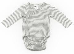 【エイチアンドエム/H&M】ロンパース 50サイズ 男の子【USED子供服・ベビー服】(83682)