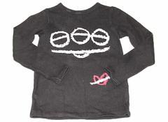 【FOインターナショナル/F.O.International】Tシャツ・カットソー 120サイズ 女の子【USED子供服・ベビー服】(84421)