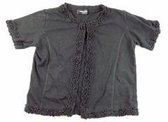 【コムサイズム/COMME CA ISM】ニット&カーディガン 130サイズ 女の子【USED子供服・ベビー服】(36293)