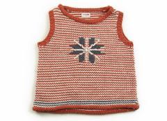 【コンビミニ/Combimini】ニット&カーディガン 90サイズ 男の子【USED子供服・ベビー服】(36510)