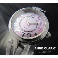 アンクラーク レディース ソーラー腕時計 AU1032−17