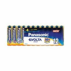 パナソニック(家電) エボルタ乾電池 単4形 12本パック LR03EJ/12SW