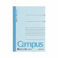 (まとめ) コクヨ キャンパスノート(細横罫) A6 C罫 48枚 ノ-221CN 1冊 【×20セット】