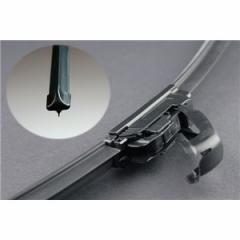 エアロカラー ワイパーブレード(ブラック) 2本セット(18インチ+21インチ) スズキ スイフト (04/11〜10/8)
