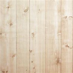 貼ってはがせる壁デコウォールペーパー 【ホワイトウッド 1: 46.5×120cm】