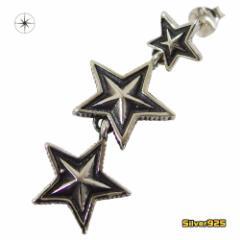 スターピアス(15)片耳売り/ 星・半立体・スターピアス送料無料