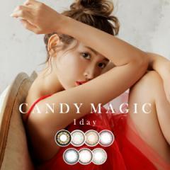 10枚入り キャンディーマジック ワンデー ハー...