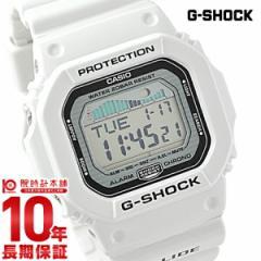 カシオ Gショック G-SHOCK G-LIDE Gライド ホワイト×ブラック GLX-5600-7JF メンズ