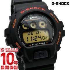 カシオ Gショック G-SHOCK STANDARD BASIC FOX FIRE DW-6900B-9 メンズ