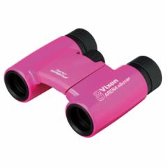 Vixen アリーナH8x21WP ピンク [コンパクト双眼鏡 アリーナ 8倍 防水仕様]