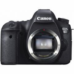【送料無料】CANON EOS 6D ボディ [デジタル一眼カメラ (2020万画素)]【あす着】