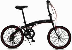 折りたたみ自転車 BA-100-BRD