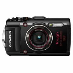 OLYMPUS TG-4-BLK ブラック STYLUS TG-4 Tough [コンパクトデジタルカメラ(1600万画素)]