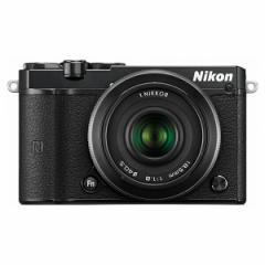 Nikon 1 J5 ダブルレンズキット ブラック [デジタル一眼カメラ(2081万画素)]