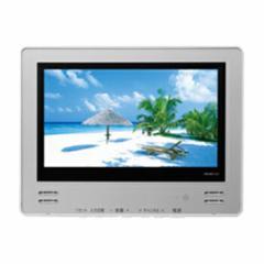 TWINBIRD VB-BS121S シルバー [12V型浴室テレビ(BS・110度CS対応)]【あす着】