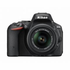 Nikon D5500LK18-55BK ブラック D5500 18-55 VR II レンズキット [デジタル一眼レフカメラ (2416万画素)]【あす着】