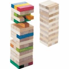 アーテック 木製つみきゲーム(箱入) 木・木工・木製・木枠 品番 2583