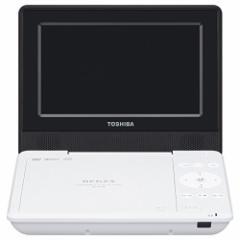 東芝 SD-P710SW ホワイト REGZA [7V型LEDワイド液晶ポータブルDVDプレーヤー]