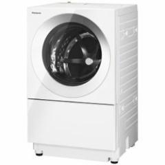 PANASONIC NA-VG700L シルバー Cuble(キューブル) [ななめ型ドラム式洗濯乾燥機(洗濯7kg・乾燥3kg) 左開き]