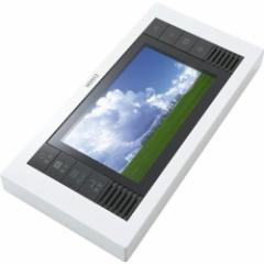 NORITZ YTVD-501W ホワイト [5V型ワイドワンセグ防水テレビ(LEDバックライト液晶搭載/地上デジタル専用)]