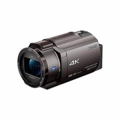 SONY FDR-AX40 (TI) ブロンズブラウン ハンディカム [デジタル4Kビデオカメラ 64GB]