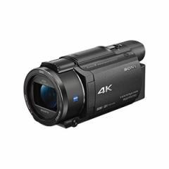 SONY FDR-AX55 ブラック ハンディカム [デジタル4Kビデオカメラ SD対応 64GBメモリー内蔵]