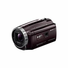 SONY HDR-PJ675-T ボルドーブラウン ハンディカム [デジタルHDビデオカメラ 32GB]