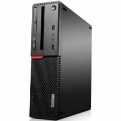 Lenovo 10KN0016JP ThinkCentre M700 Small [Core i3-6100/4/500/SM/Win7DG/OF13H&B]