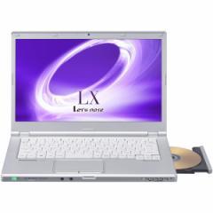 PANASONIC CF-LX5ADHVS Lets note LX5 [ノートパソコン 14型ワイド液晶 HDD320GB DVDスーパーマルチ]