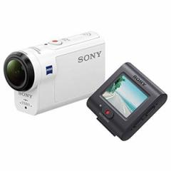 SONY HDR-AS300R [デジタルHDビデオカメラレコーダー アクションカム ライブビューリモコンキット]