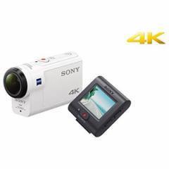 SONY FDR-X3000R [デジタル4Kビデオカメラレコーダー アクションカム ライブビューリモコンキット]