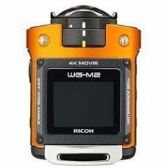 RICOH WG-M2 オレンジ [アクションカメラ]