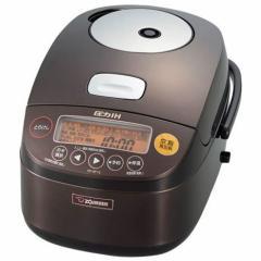 象印 NP-BF10-TD ダークブラウン 極め炊き [圧力IH炊飯器(5.5合炊き)]【あす着】