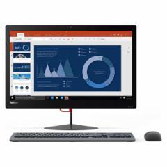 Lenovo 10HU000CJP ThinkCentre X1 [デスクトップパソコン 23.8型ワイド液晶 SSD256GB]