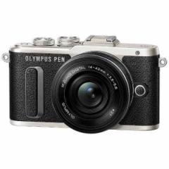 OLYMPUS PEN E-PL8・14-42mm EZレンズキット ブラック [デジタル一眼レフカメラ(1605万画素)]