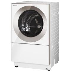 PANASONIC NA-VG1100L-P ピンクゴールド Cuble(キューブル) [ななめ型ドラム式洗濯乾燥機 (10.0kg) 左開き]