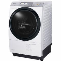 PANASONIC NA-VX8700L-W クリスタルホワイト [斜め型ドラム式洗濯乾燥機 (洗濯11.0kg/乾燥6.0kg)左開き]