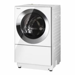 PANASONIC NA-VG1100L-S クロームメタル Cuble [ななめ型ドラム式洗濯乾燥機(洗濯10kg・乾燥3kg) 左開き]