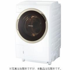 東芝 TW-117X5R-W グランホワイト [ななめ型ドラム式洗濯乾燥機 (11.0kg) 右開き]