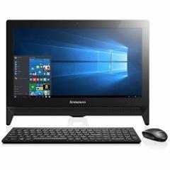 Lenovo F0BB00N9JP ブラック Lenovo C20 [デスクトップパソコン 19.5型ワイド液晶 HDD500GB DVDスーパーマルチ]