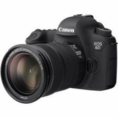 CANON EOS 6D EF24-105 IS STM レンズキット [デジタル一眼レフカメラ (2020万画素)]