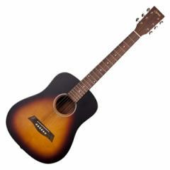 Yairi YM-02/VS(S.C) ヴィンテージサンバースト S.YAIRI Compact-Acousticシリーズ [ミニアコースティックギター]