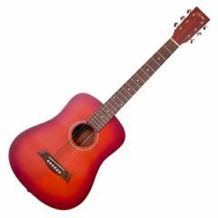 Yairi YM-02/CS(S.C) チェリーサンバースト S.YAIRI Compact-Acousticシリーズ [ミニアコースティックギター]