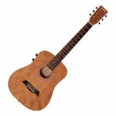 Yairi YM-02E/MH(S.C) マホガニー S.YAIRI Compact-Acousticシリーズ [ミニエレクトリックアコースティックギター]
