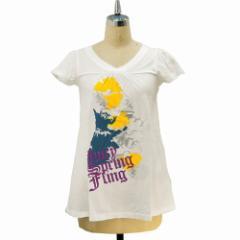 Juicy Couture ジューシークチュール DOLL FOOTBALL TEE Tシャツ  JG000080110