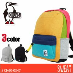 CHUMS チャムス リュックサック キッズ ハリケーンデイパック ch60-0347 [Kids Hurricane Day Pack Sweat]/リュック キッズ/リュック