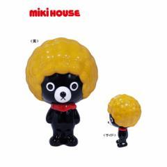 【ベビー】ミキハウス・ダブルBアフロマラカス【ミキハウス 出産祝い おもちゃ 赤ちゃん】