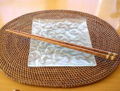 ココナッツのお箸 C [24cm]/アジアン雑貨/バリ雑貨