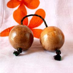 アジアの楽器 パチカ(アサラト)  単品 ナチュラル/アジアン雑貨/バリ雑貨