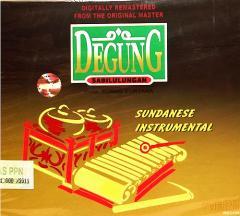 癒しのバリミュージックCD 『DEGUNG』 アジアン雑貨 バリ雑貨 スパCD 癒し音楽 バリ音楽 癒しCD ヒーリング